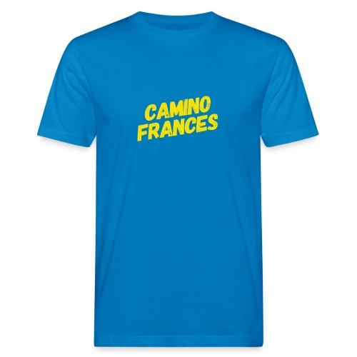 Camino Frances - Männer Bio-T-Shirt