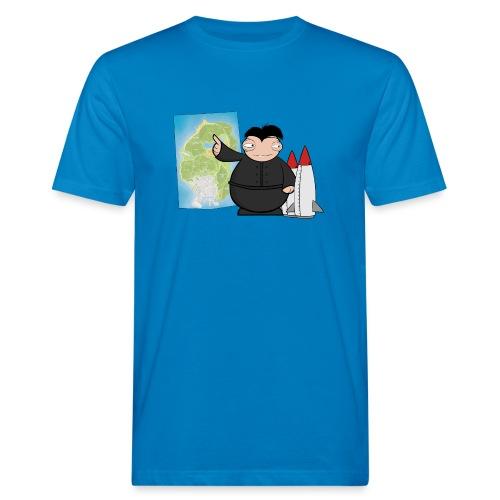 Happy Dictator. - Camiseta ecológica hombre
