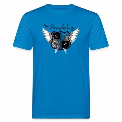 ecusson para - T-shirt bio Homme