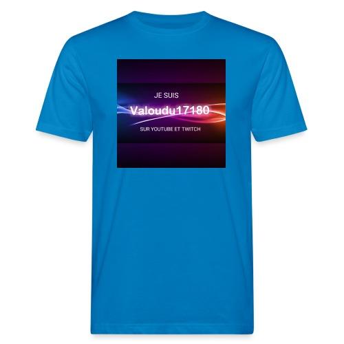 Valoudu17180twitch - T-shirt bio Homme