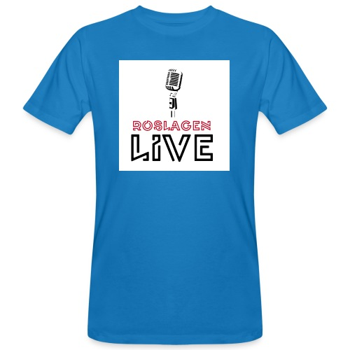 Roslagen Live - Ekologisk T-shirt herr