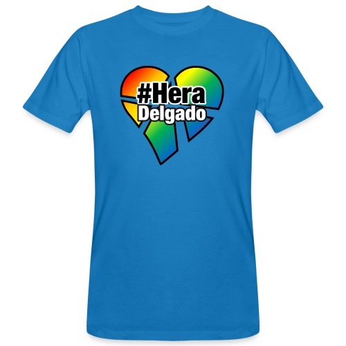 #HeraDelgado - Männer Bio-T-Shirt