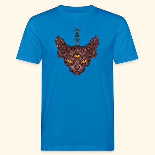 Bastet - Camiseta ecológica hombre