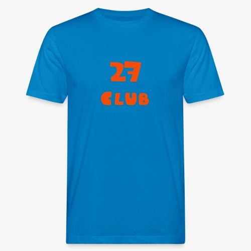 27club - Men's Organic T-Shirt