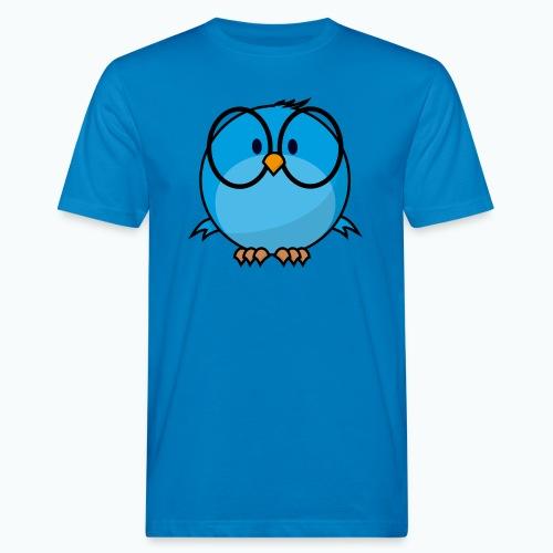 Birdie Bob - Appelsin - Ekologisk T-shirt herr