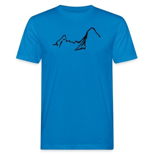 Watzmann pur - Männer Bio-T-Shirt