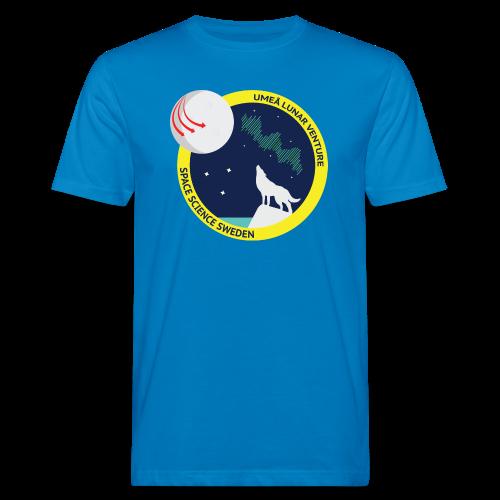 ULV - Umeå Lunar Venture - Ekologisk T-shirt herr