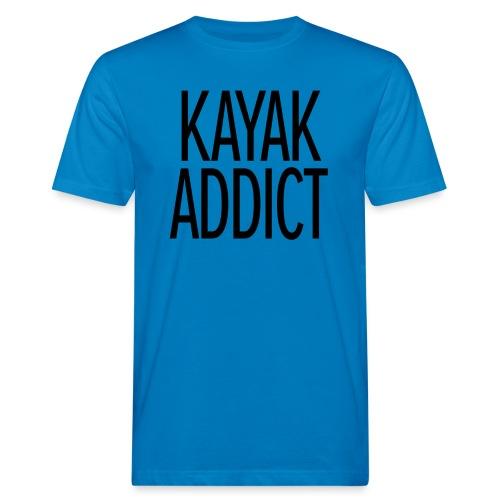 Kayak addict sweat-shirt Contraste - T-shirt bio Homme