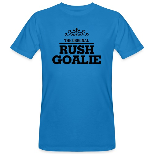 The Original Rush Goalie - Men's Organic T-Shirt