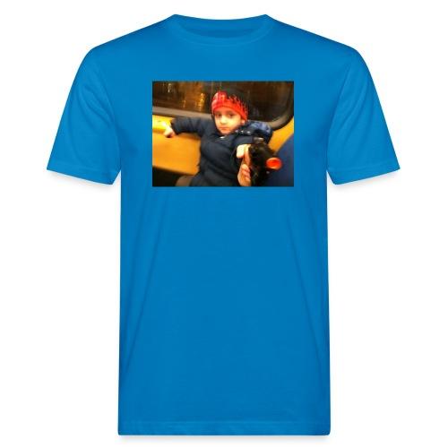 Rojbin gesbin - Ekologisk T-shirt herr