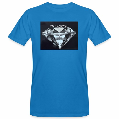 Diamond - Ekologisk T-shirt herr