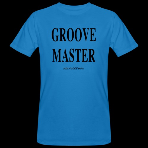 Groove Master2 - T-shirt ecologica da uomo