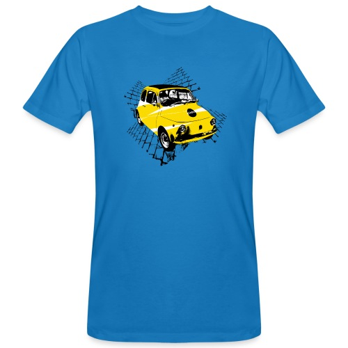 Ninho 500 - T-shirt ecologica da uomo