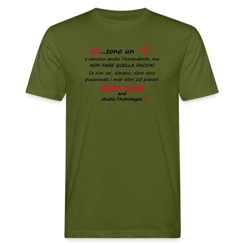 ARIETE - T-shirt ecologica da uomo