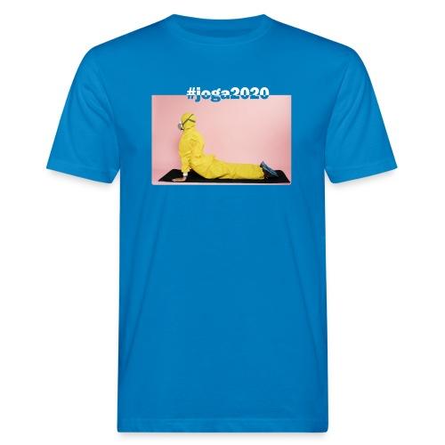 #joga2020 - Männer Bio-T-Shirt