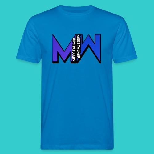 MeestalMip Shirt - Men - Mannen Bio-T-shirt