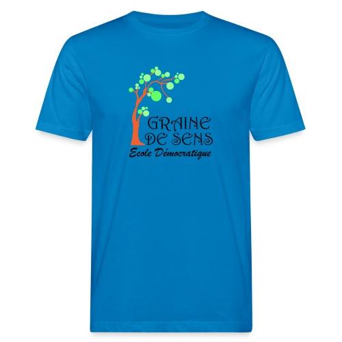 logo GDS - T-shirt bio Homme