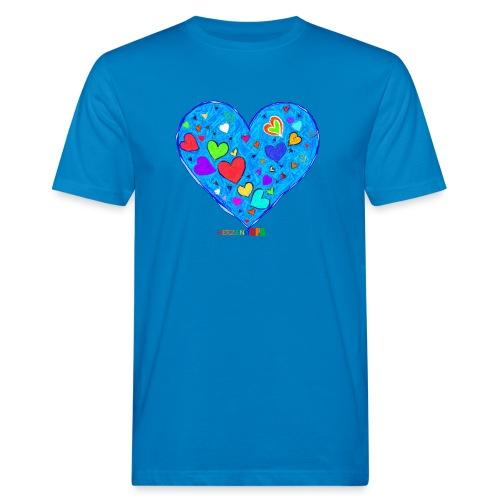 HerzensOpa - Männer Bio-T-Shirt