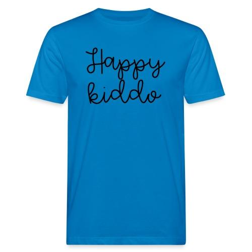 happykiddo - Mannen Bio-T-shirt
