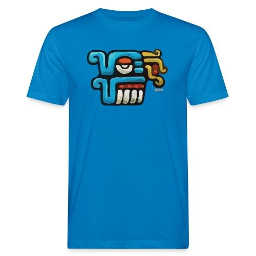 Aztec Icon Rain - Men's Organic T-Shirt