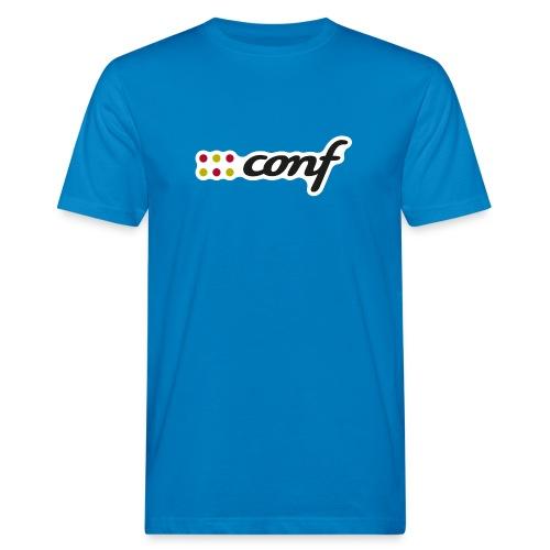 conf - Männer Bio-T-Shirt