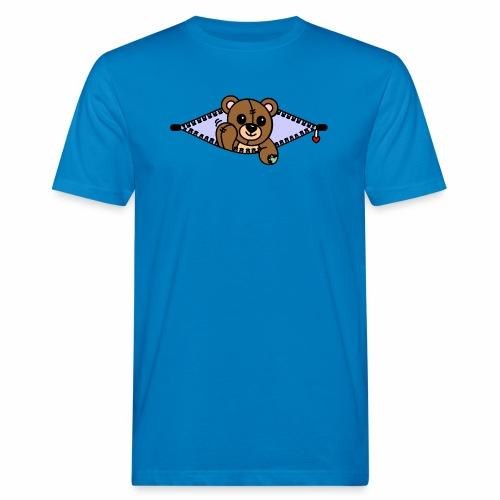 Bärchen - Männer Bio-T-Shirt