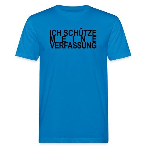 WORTKunstwort 21.4 - Männer Bio-T-Shirt