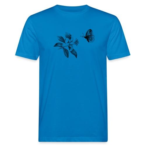 Botanical - Männer Bio-T-Shirt