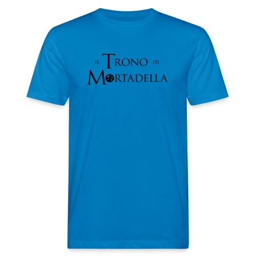 Grembiule Il Trono di Mortadella - T-shirt ecologica da uomo
