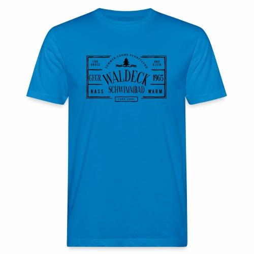 Waldeck - Männer Bio-T-Shirt