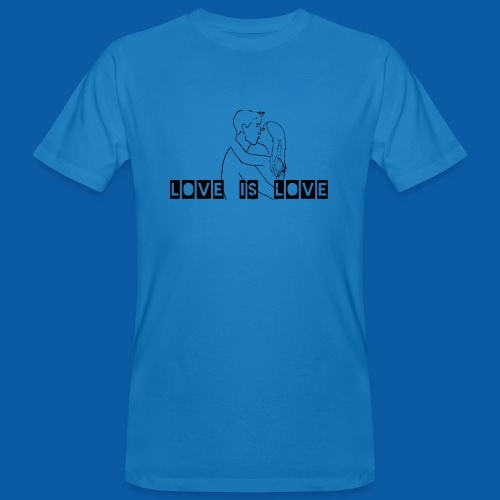 Hetreo Edition - Männer Bio-T-Shirt