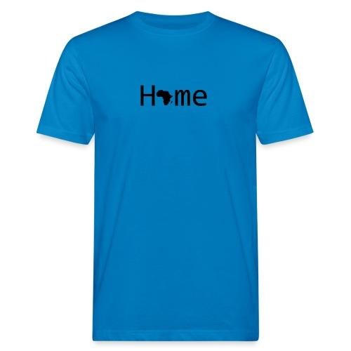 Sweet Home Africa - Männer Bio-T-Shirt