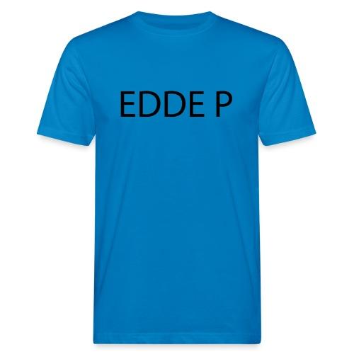 EDDE P - Ekologisk T-shirt herr