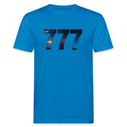 777 un nombre qui apporte chance et spiritualité - T-shirt bio Homme