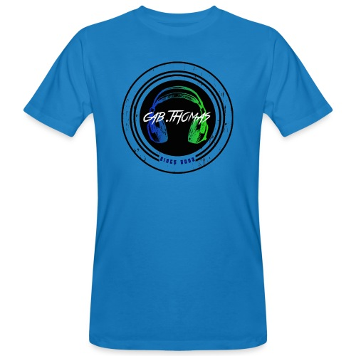 cab.thomas Kollektion Headphone - Männer Bio-T-Shirt