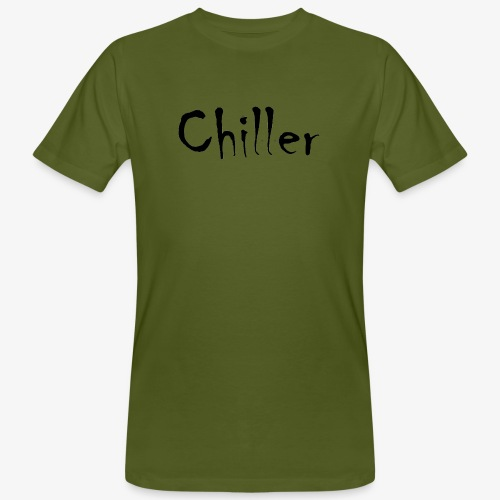 Chiller da real - Mannen Bio-T-shirt