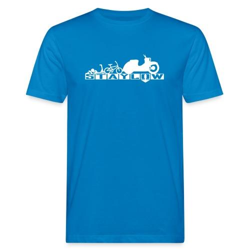 STAYLOW BMX - Männer Bio-T-Shirt