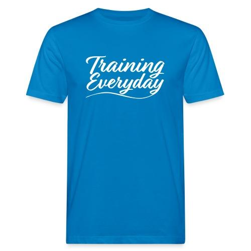 Training Everyday - T-shirt bio Homme
