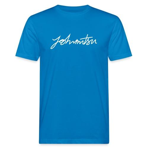 JOSHIMITSU - 03 (Blanc) - T-shirt bio Homme
