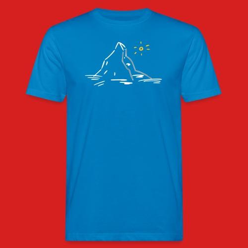 Matterhorn - Männer Bio-T-Shirt