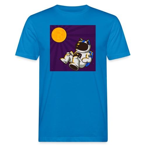 CryptoMiau - Camiseta ecológica hombre