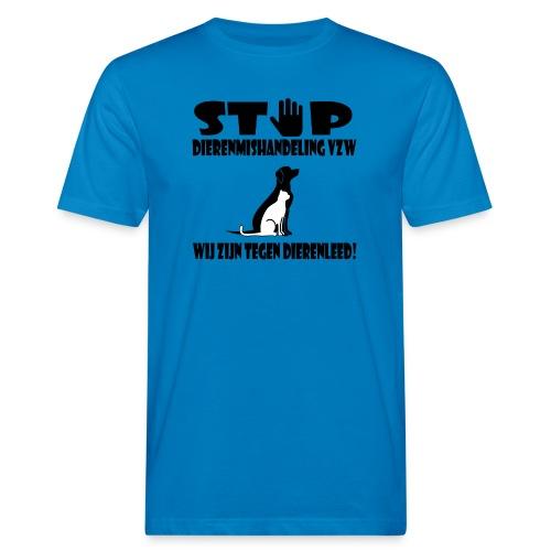 sd vzw - Mannen Bio-T-shirt