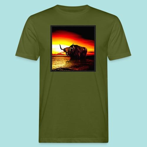 Wandering_Bull - Men's Organic T-Shirt