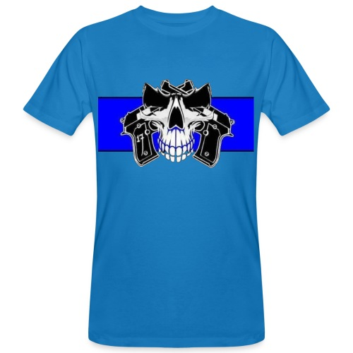 salduie black - Camiseta ecológica hombre