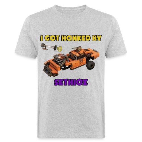 I got Honked by Sethioz - Men's Organic T-Shirt