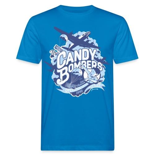 Candy Bombers Tribute - Männer Bio-T-Shirt