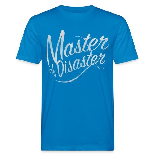 Master of Disaster - T-shirt ecologica da uomo