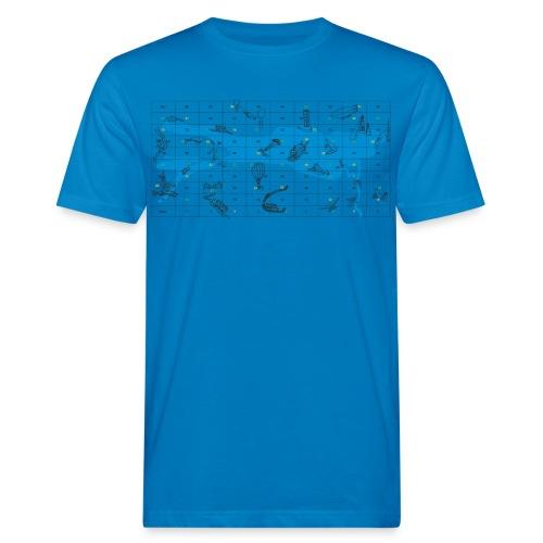 Bodensee Leiterlispiel - Männer Bio-T-Shirt