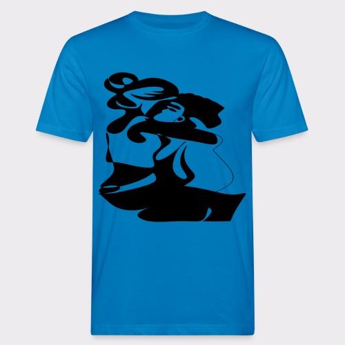 In Deinen Armen Liebespaar - Männer Bio-T-Shirt