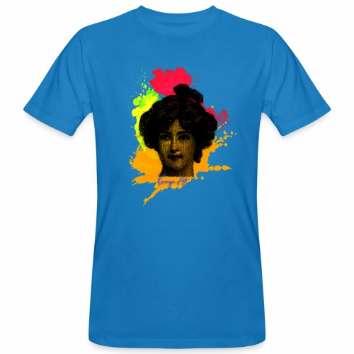 La Dame - T-shirt ecologica da uomo
